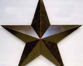 Metal Star Decor | Etsy