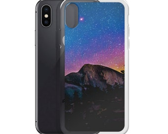 iPhone Case- mountain galaxy case-iPhone Case- cell phone cases- iphone- iphone 6 - iphone 6 plus - iphone 7/8 plus , iphone x -iphone