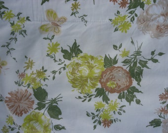 Vintage Curtains with Valances