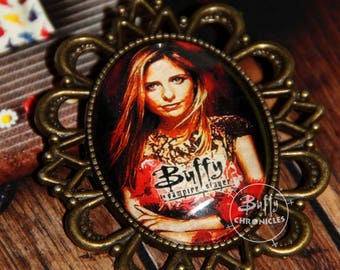 Buffy the vampire slayer brooch