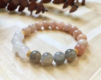 Moonstone Fertility Bracelet
