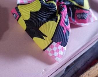Beauty bat girl !