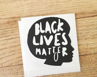 STICKER BLM. WOMAN