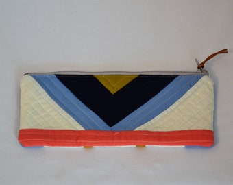 Small Quilted Pouch 4