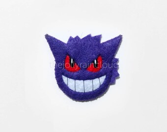 boo - exquisitely handsewn Gengar