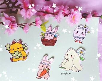 Easter Sticker