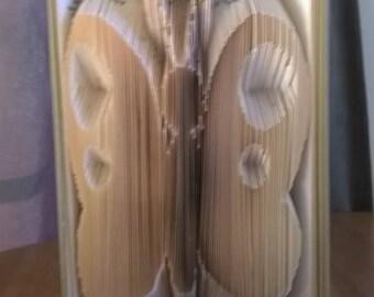 Butterfly Book folding pattern