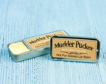 Mudder Pucker Lip Balm