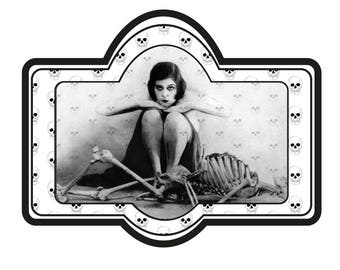 Theda Bara, the first Vamp, T shirt