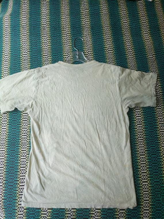 80s T Tshirt Major Promo Graphic 1989 Shirt Vintage Basball League Good Hand Vintage Champs Large Athletics AL Champions Shirt Shirt Oakland q1H6wgF