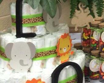 Jungle Themed Wall Decor