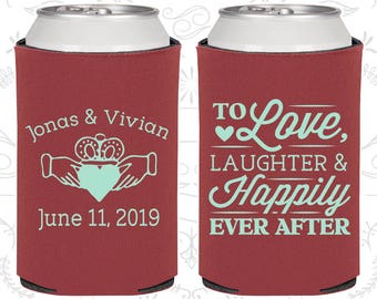 Love Laughter Happily Ever After, Wedding Ideas, Irish Wedding Favors, Claddagh, Royal Wedding Favors, Medieval Wedding Favors (446)