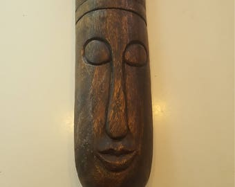 African Style Carved Statue