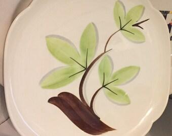 Woodleaf Dinner Plate.