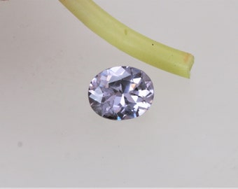 Purple Spinel 1.85 cts Oval Precision Cut 8.9x7.3 MM Gemstone