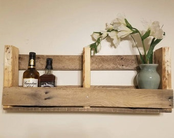 Pallet Shelf / Unfinished