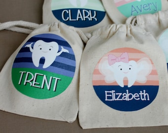 Tooth Fairy Bag - Personalized