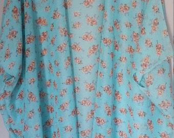 floral kimono, Kimono cardigan, boho kimono, kimono, Womens clothing