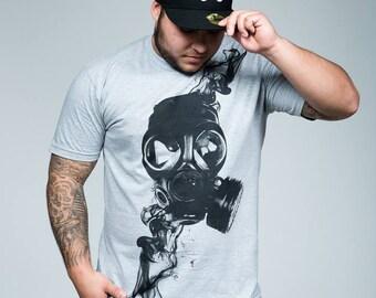 GAS - mask Urban Inkvasion T-Shirt