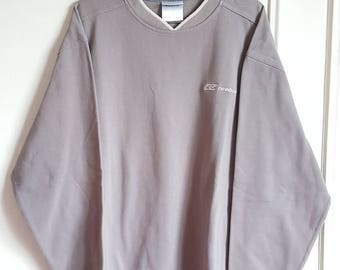 Reebok Vintage 90-00 years 70% cotton Sweatshirt size M.