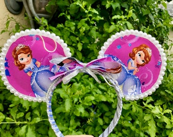 Sofia The First Mouse Ears