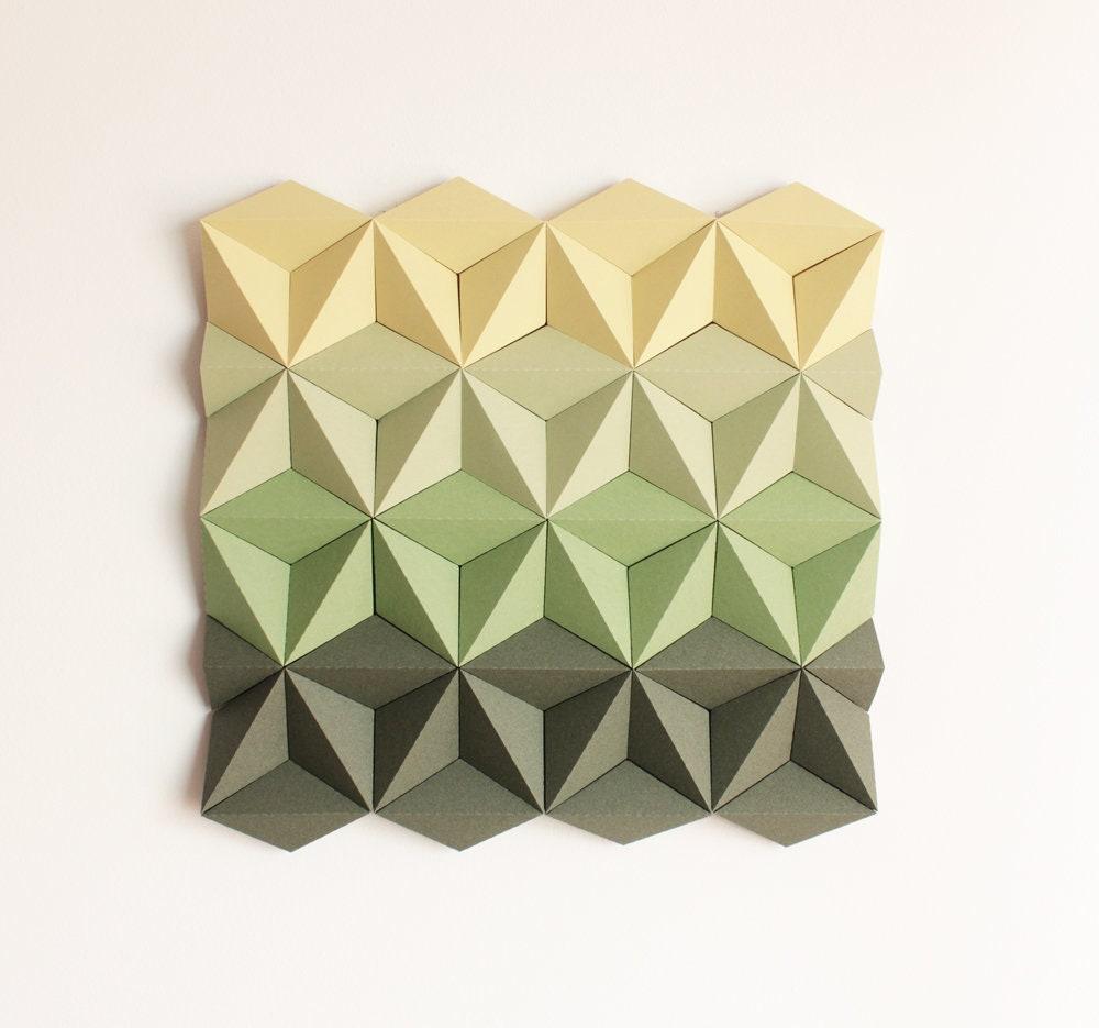 Geometric Wall ArtFashion Wall ArtRemovable