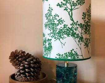 Spring is springing lampshades