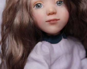 Handmade doll,OOAK doll