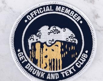 Drunk Text Club