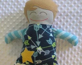 Parker Large Handmade Baby Doll