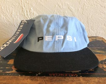 Vintage Pepsi 'GenerationNext' Dad Hat (NWT)
