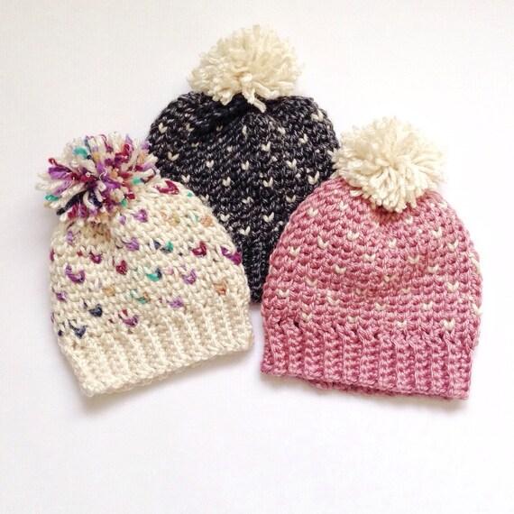 crochet patterns / Crochet pattern hat / fair isle hat pattern