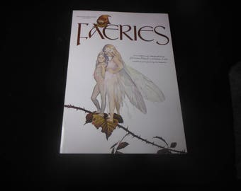 Faeries First Edition by Brian Froud