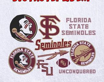 Florida State Seminoles Svg, Florida State Seminoles File, Florida State Seminoles Clipart, Florida Seminoles Cut File, Florida Seminoles