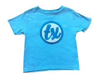 Wir lieben Texas! -Licht blau Kids T-Shirt