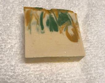 Luscious Lemon Cold Process Soap