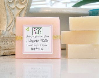 Soap for Goodness Sake Magnolia Falls Soap