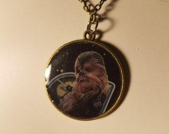 Chewbacca Necklace/Keychain