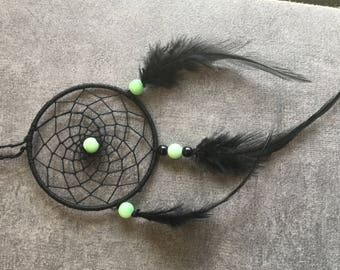 Your nights be gentle with this dream catcher handmade