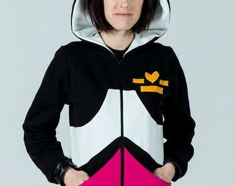 Underfell Sans inspired cosplay hoodie yJVFjdg7