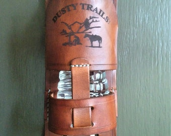 Horse Saddle Water Bottle Holster - Custom Build