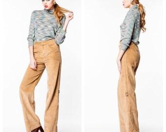 Vintage Missoni Turtleneck/Long sleeved turtleneck/Pullover turtleneck