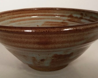 Handmade Vintage Pottery Bowl