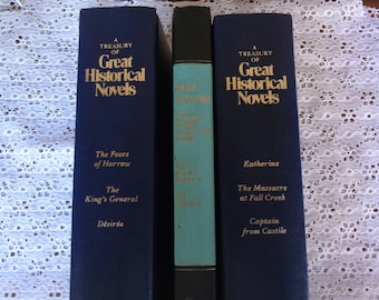 Three (3) Volumes of Readers Digest Books from the 1980's