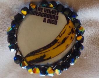Velvet Underground Ring