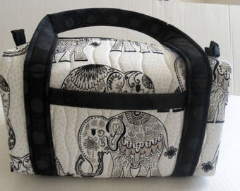 Elephant Duffel Bag-Free Shipping to US and Canada
