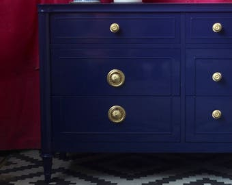 Mid Century Dresser - Available for Custom Lacquer