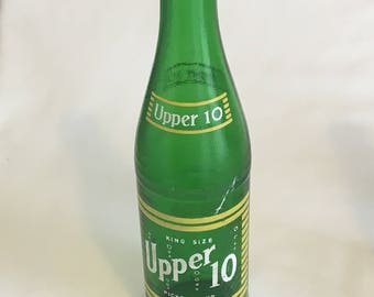 1959 Nehi Upper 10 ACL 10oz Bottle