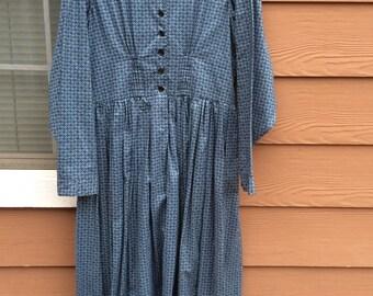 handmade prairie dress