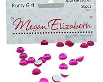 Sparkle Party Girl, 50pcs